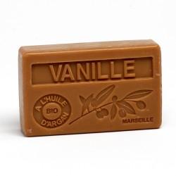 Arganöljysaippua vanilja 100g